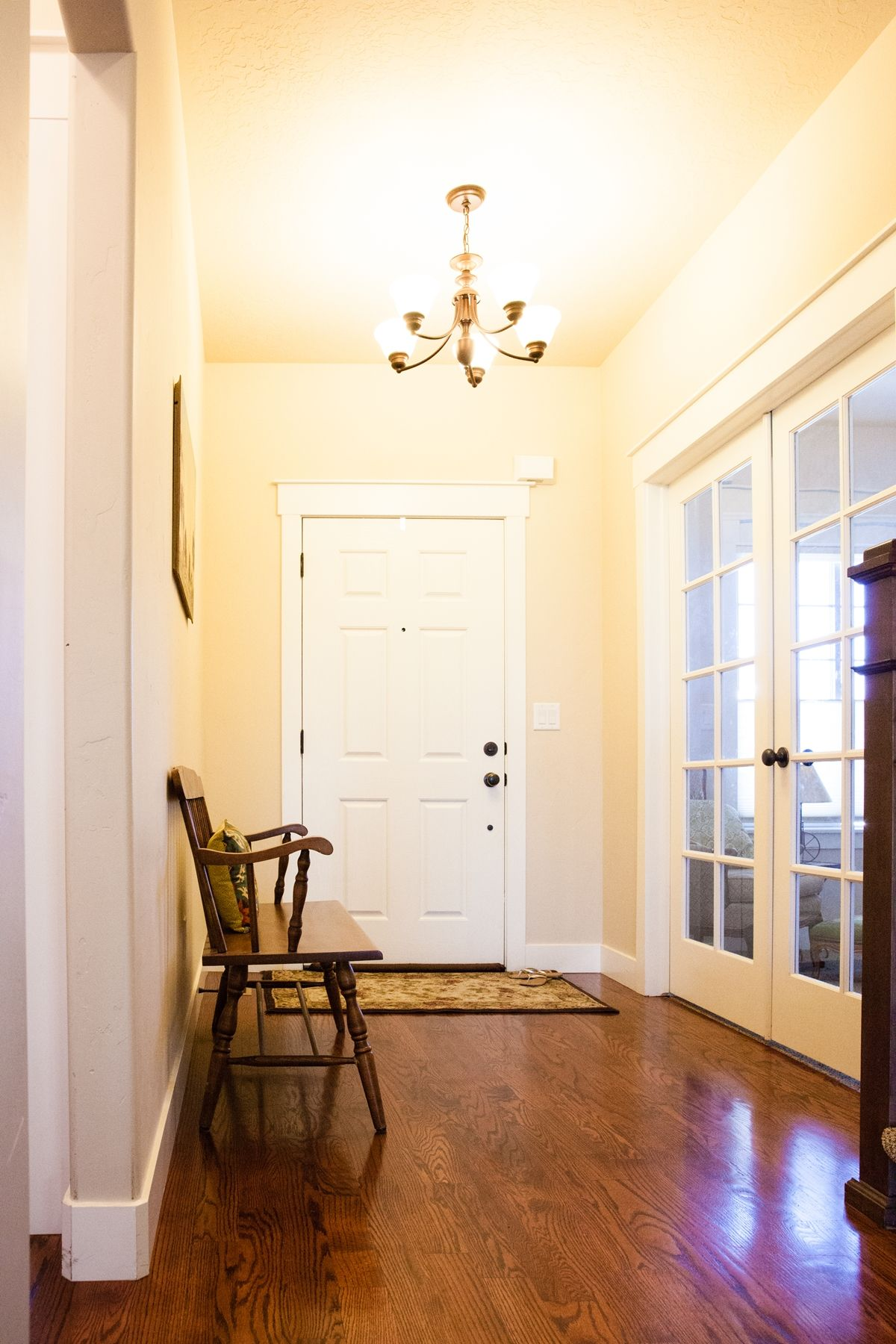 How to Decorate a Hallway Entryway