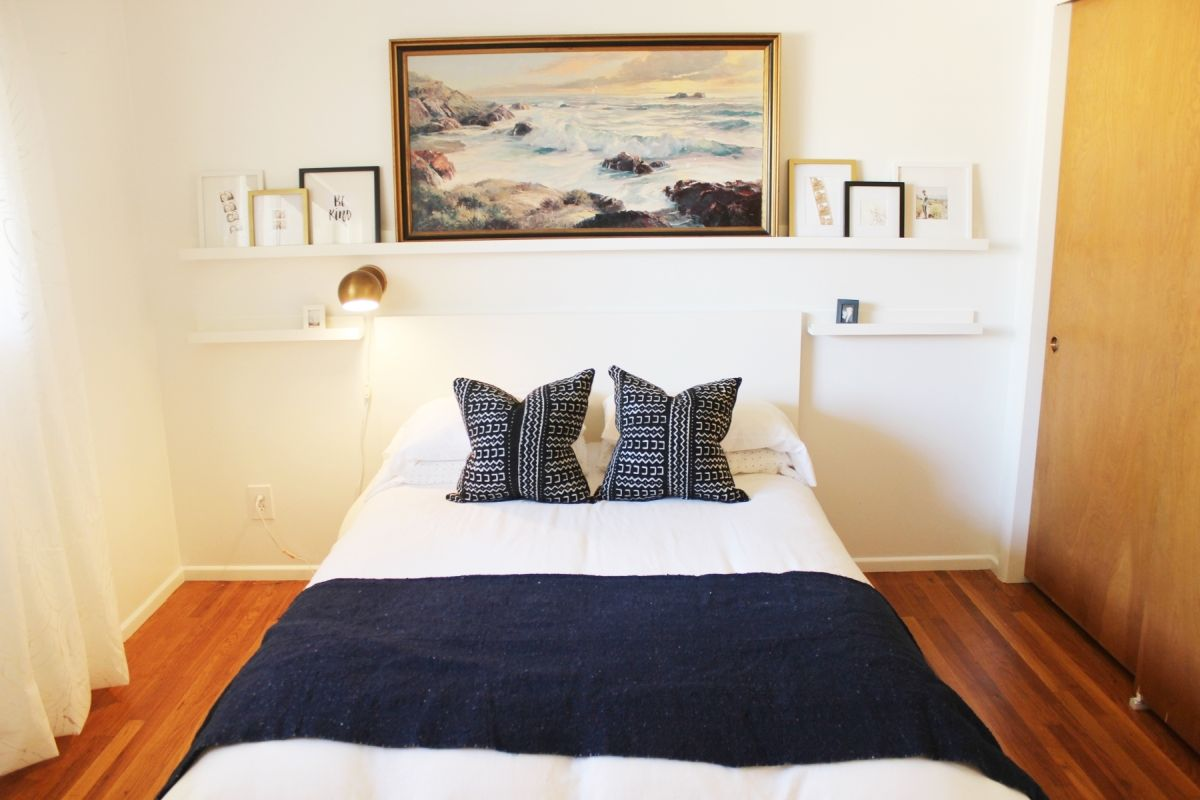 How to Make a Bed - Guest Bedroom