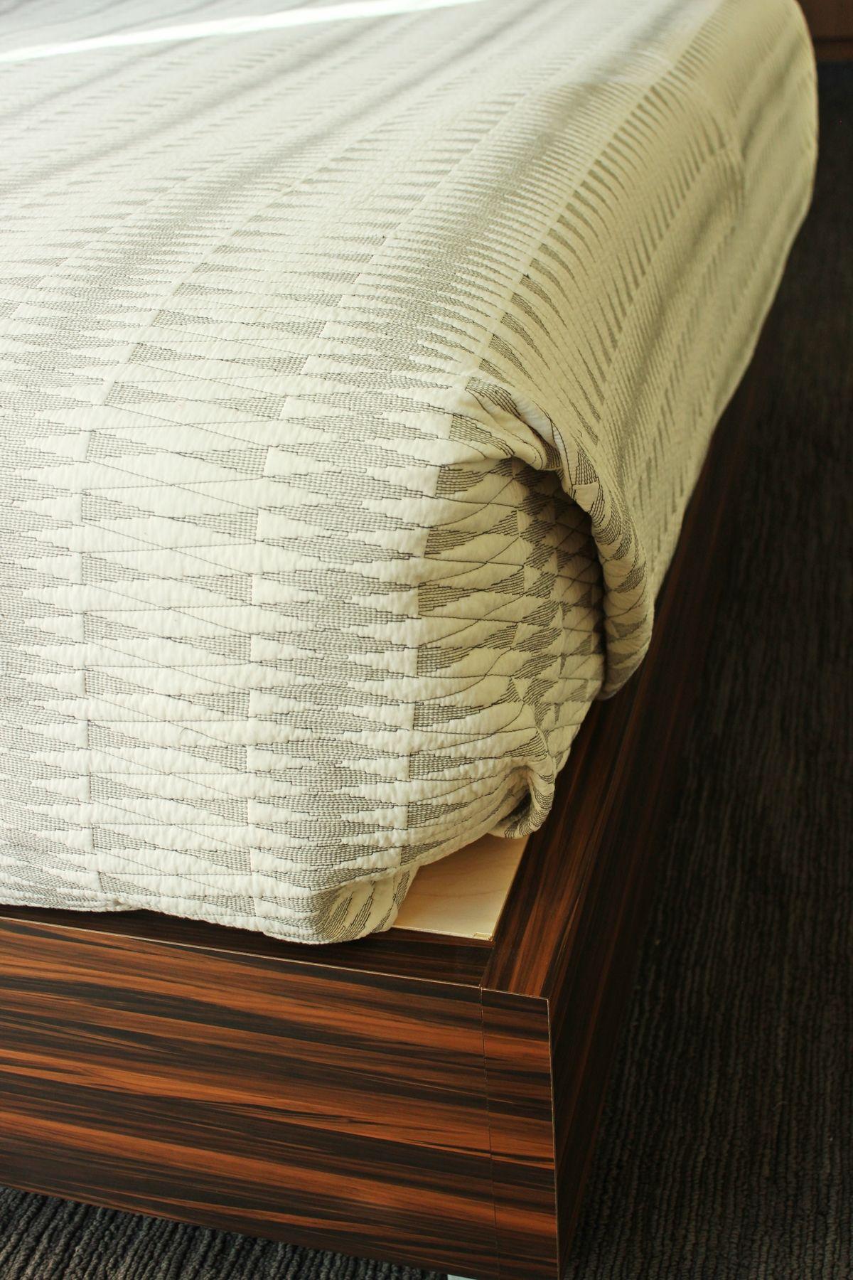 How to Make a Bed - platform bed