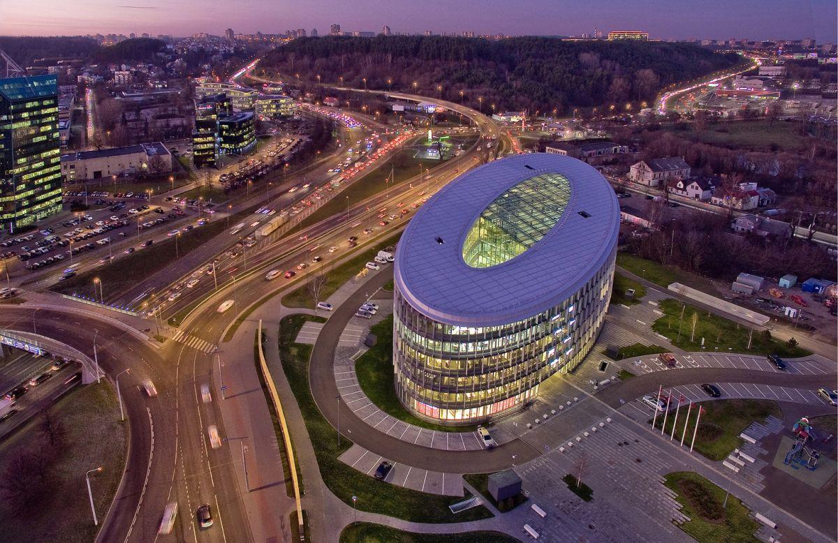 K29 building by PLH Arkitekter Design