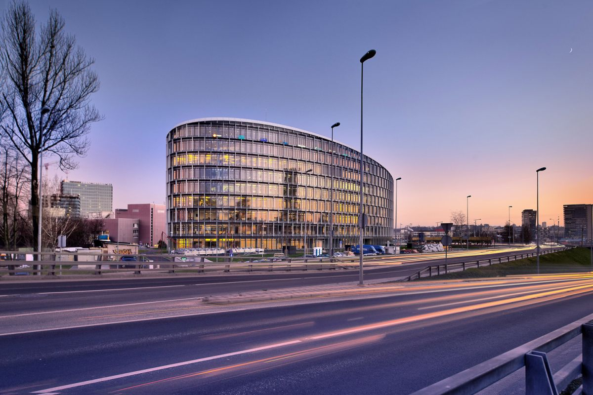 K29 building by PLH Arkitekter Top