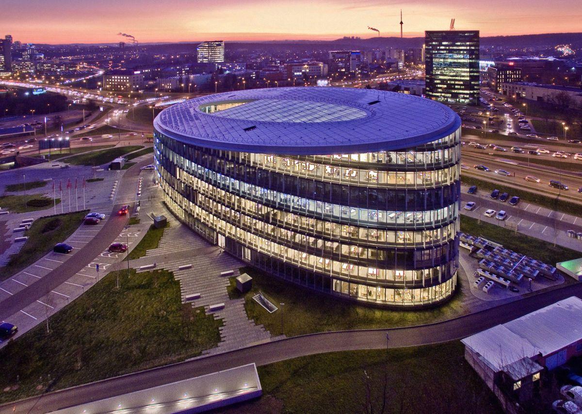 K29 building by PLH Arkitekter