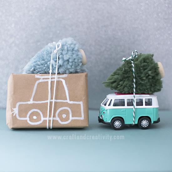 Kids Gift Paper Wrap