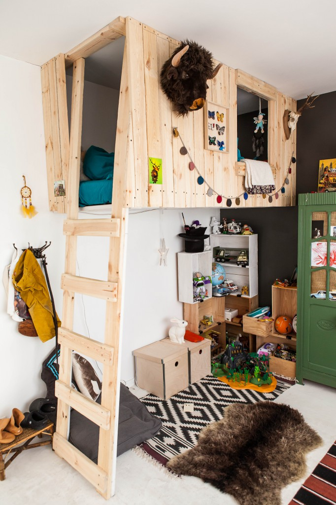 Kids Treehouse indoor