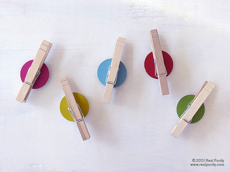 Magnet ClothesPin