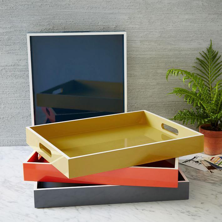 Midcentury modern tray