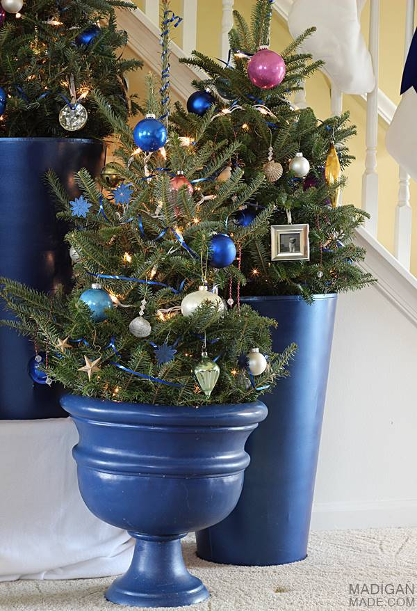 Mini Tabletop Christmas Tree