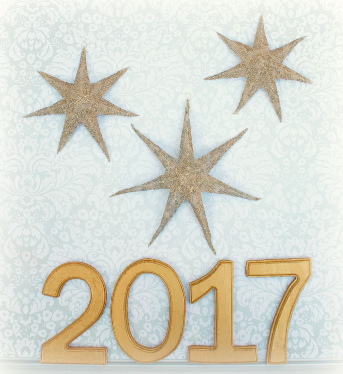 New Years Star Projec - 2017