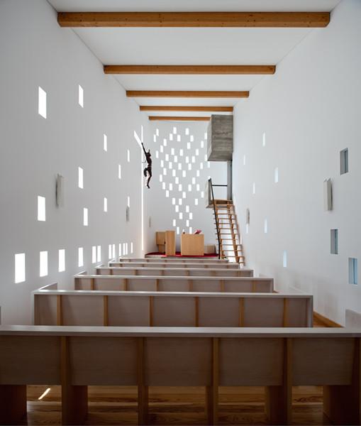 Santa Maria de Feira Interior