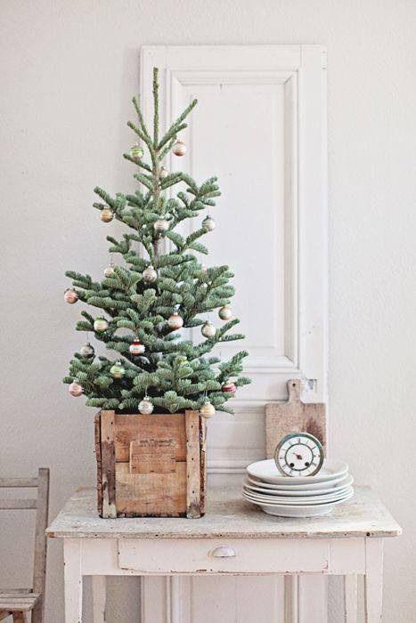 Scandinavian Mini Tree