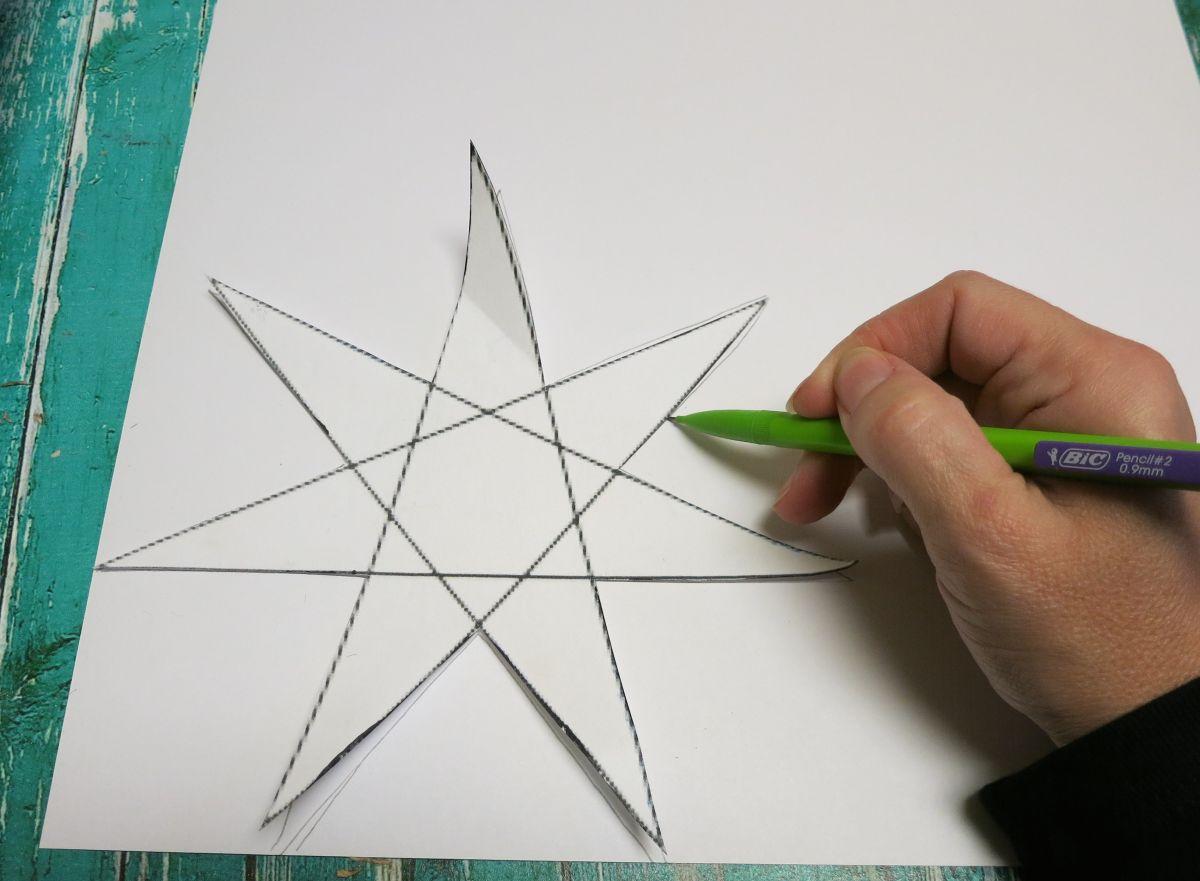 Scoring tool for star