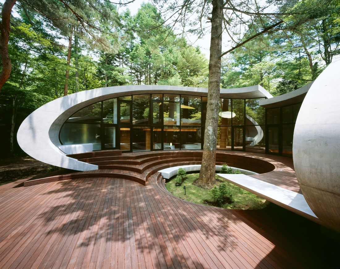 Shell Architecture Design Japanese