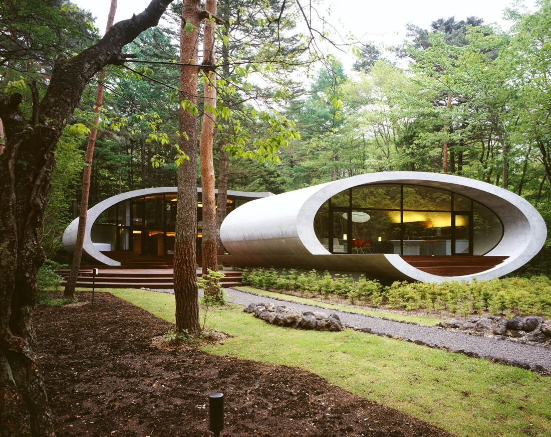 Shell Architecture Design