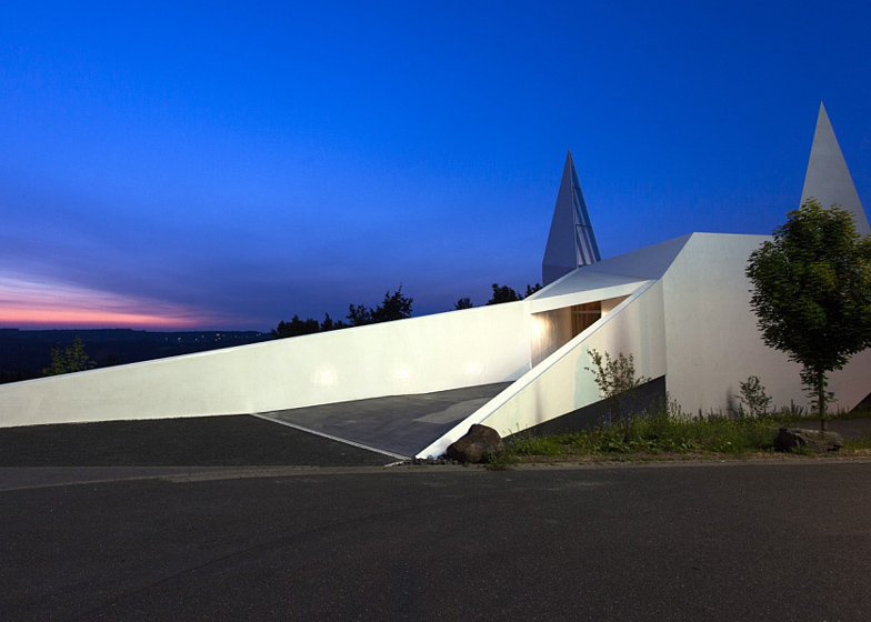 Siegerland Motorway Church Night