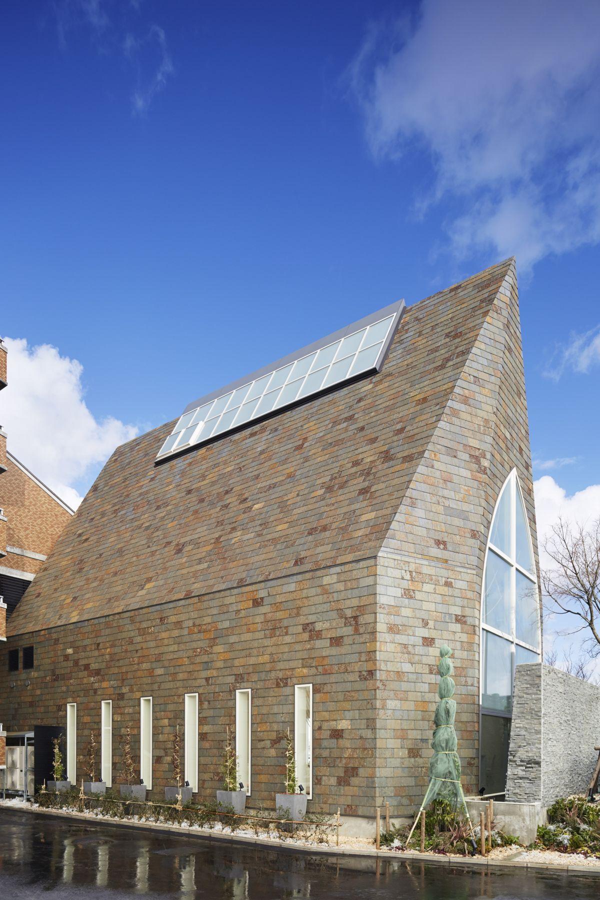 St. Voile Chapel Architecture
