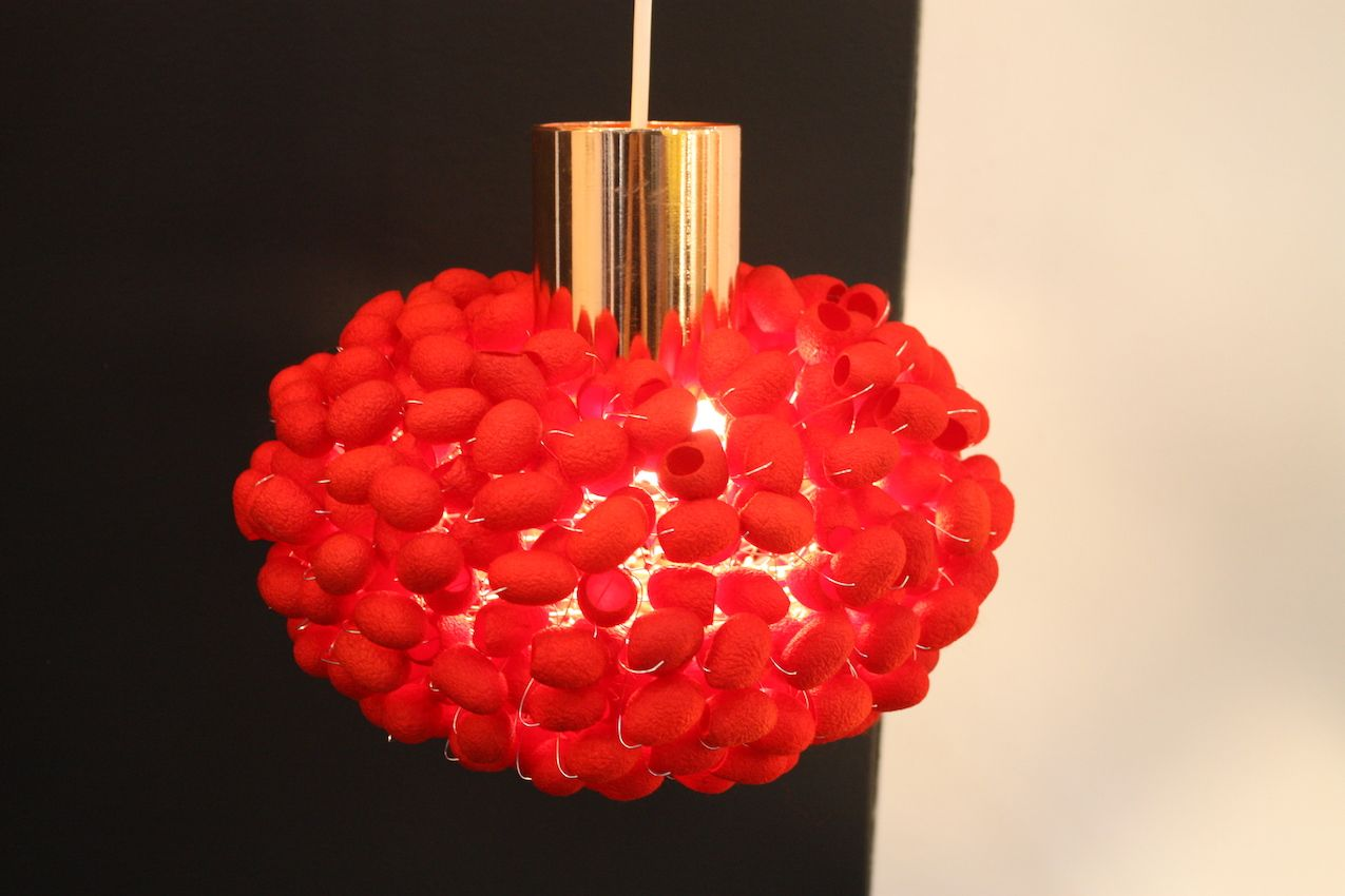 Created by a Thai designer, this is an elegant fixture.