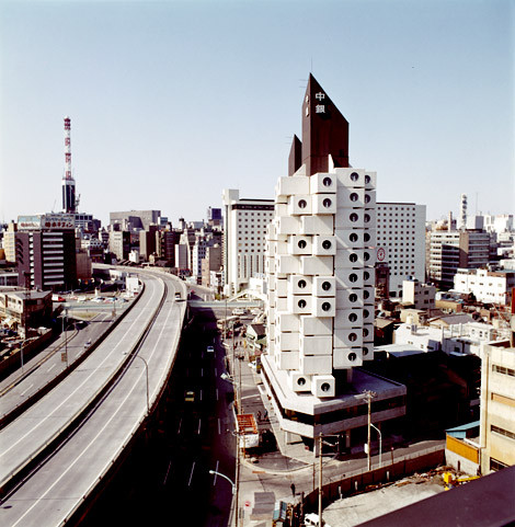 The Nagakin Capsule Tower