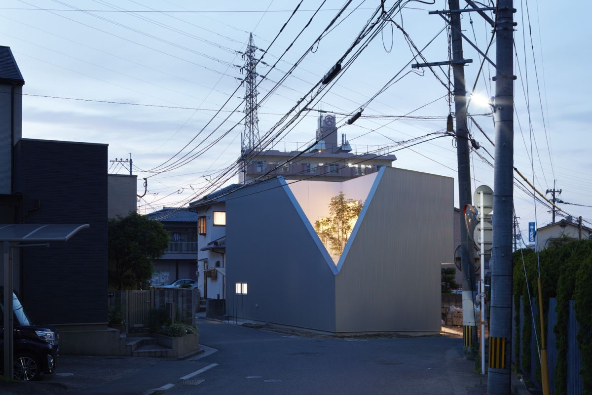The OJI House