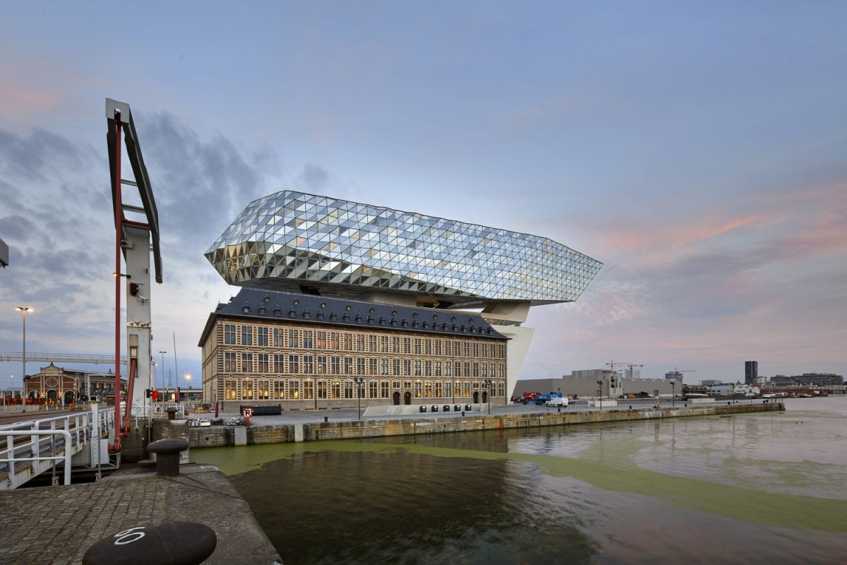 The Port House in Antwerp Project