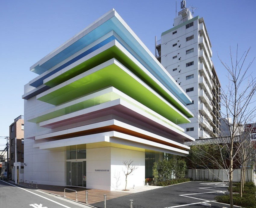 The Shimura Branch of the Sugamo Shinkin Bank