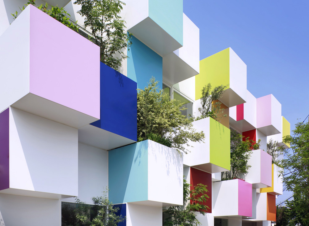 The Sugamo Shinkin Bank Colorful