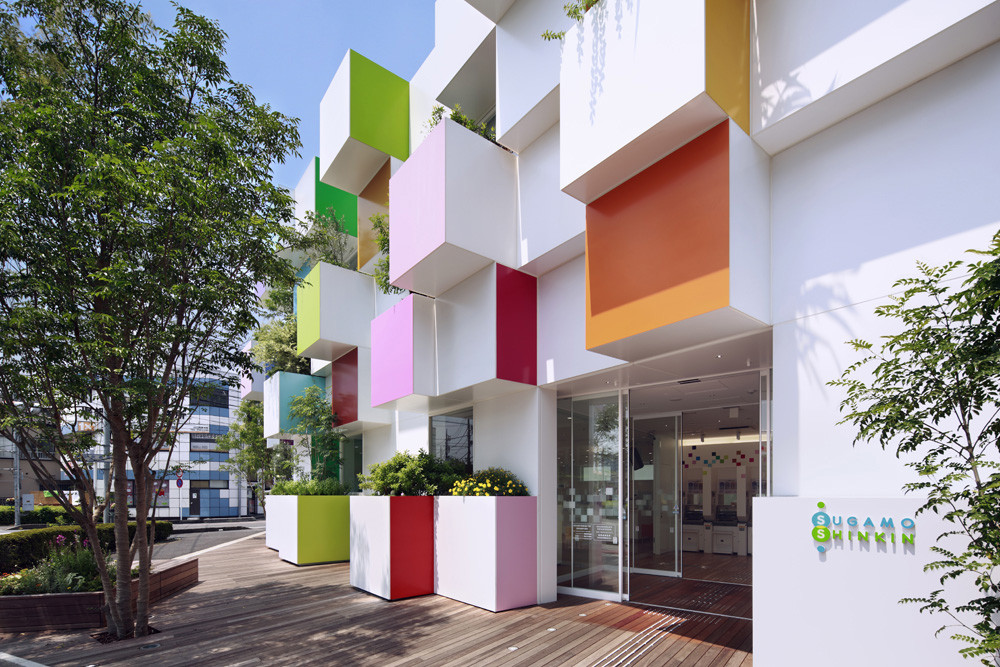 The Sugamo Shinkin Bank
