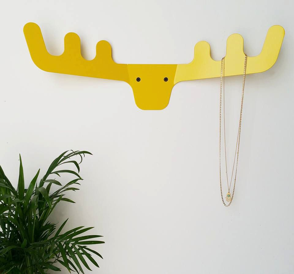 Design Hooks modern wall hooks with cute and quirky designs