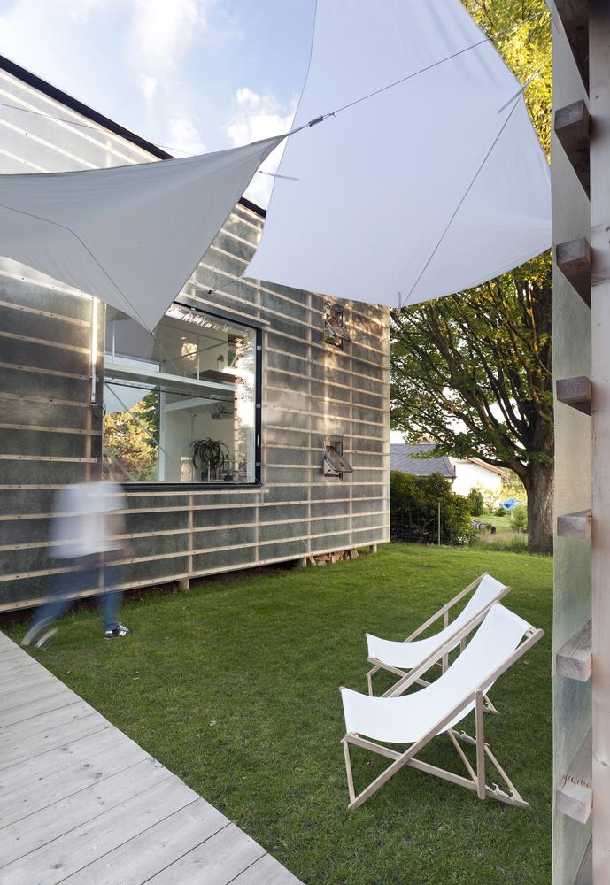Zen House sun shades