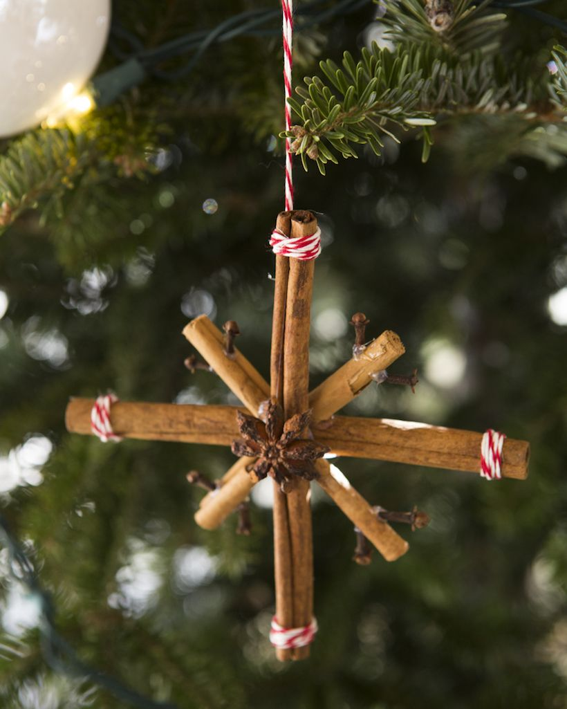 Cinnamon Stick Crafts The Smell Of Christmas In Your Home