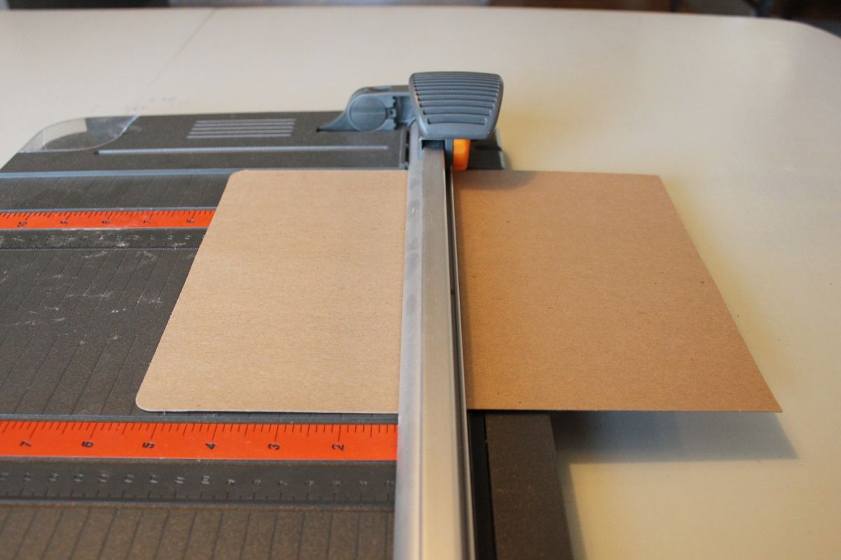 cutting your chipboard