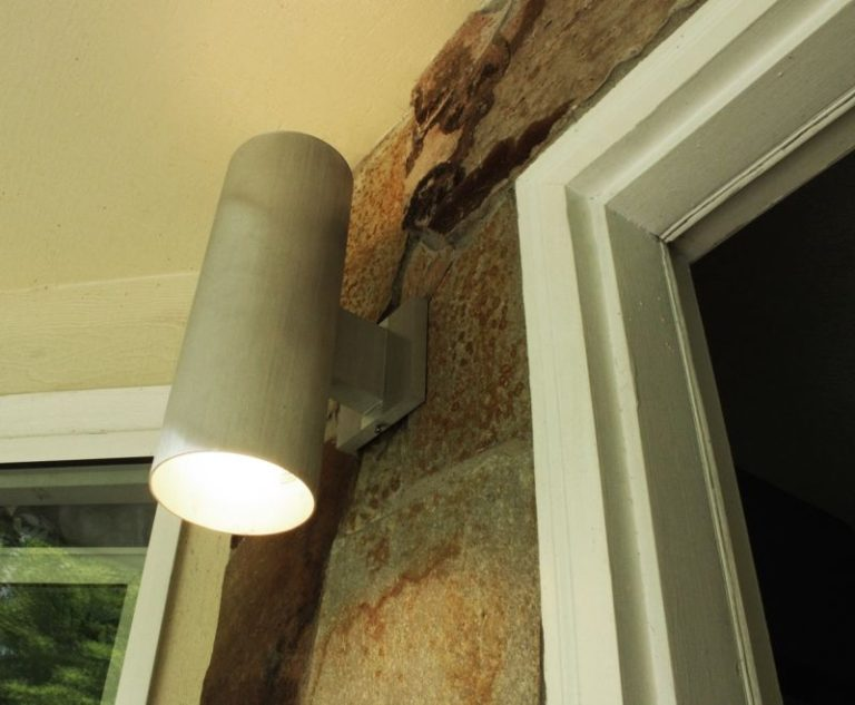 installing a porch light
