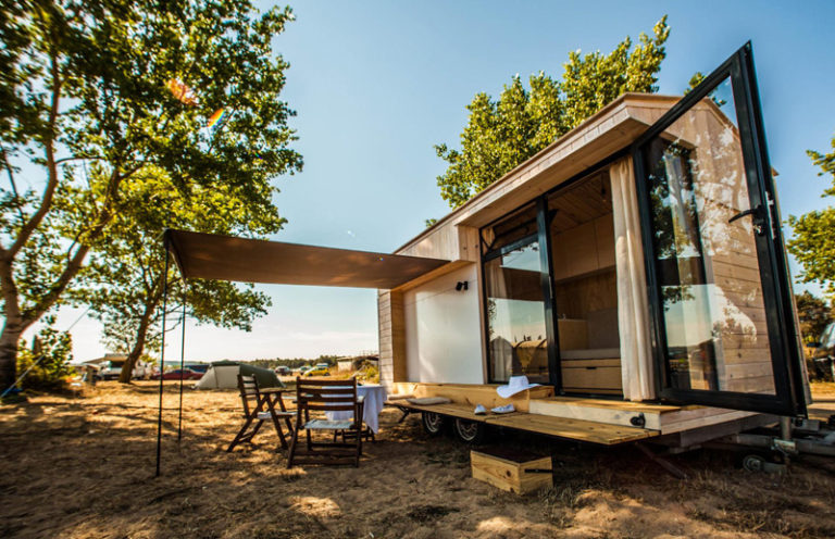 micro houses with intriguing designs