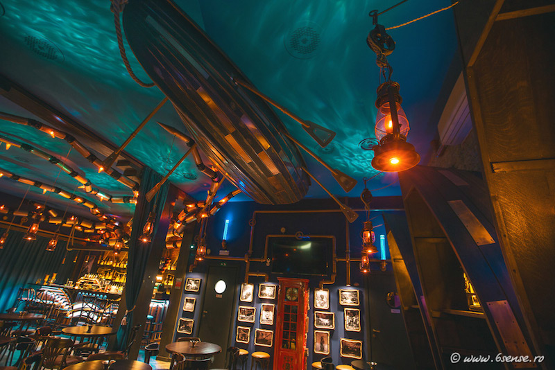 Abyss Pub boat bottom