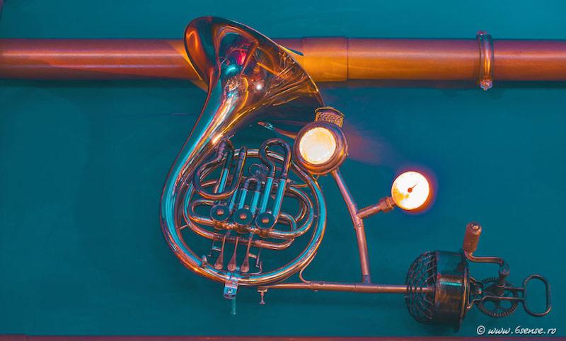 Abyss Pub trumpet