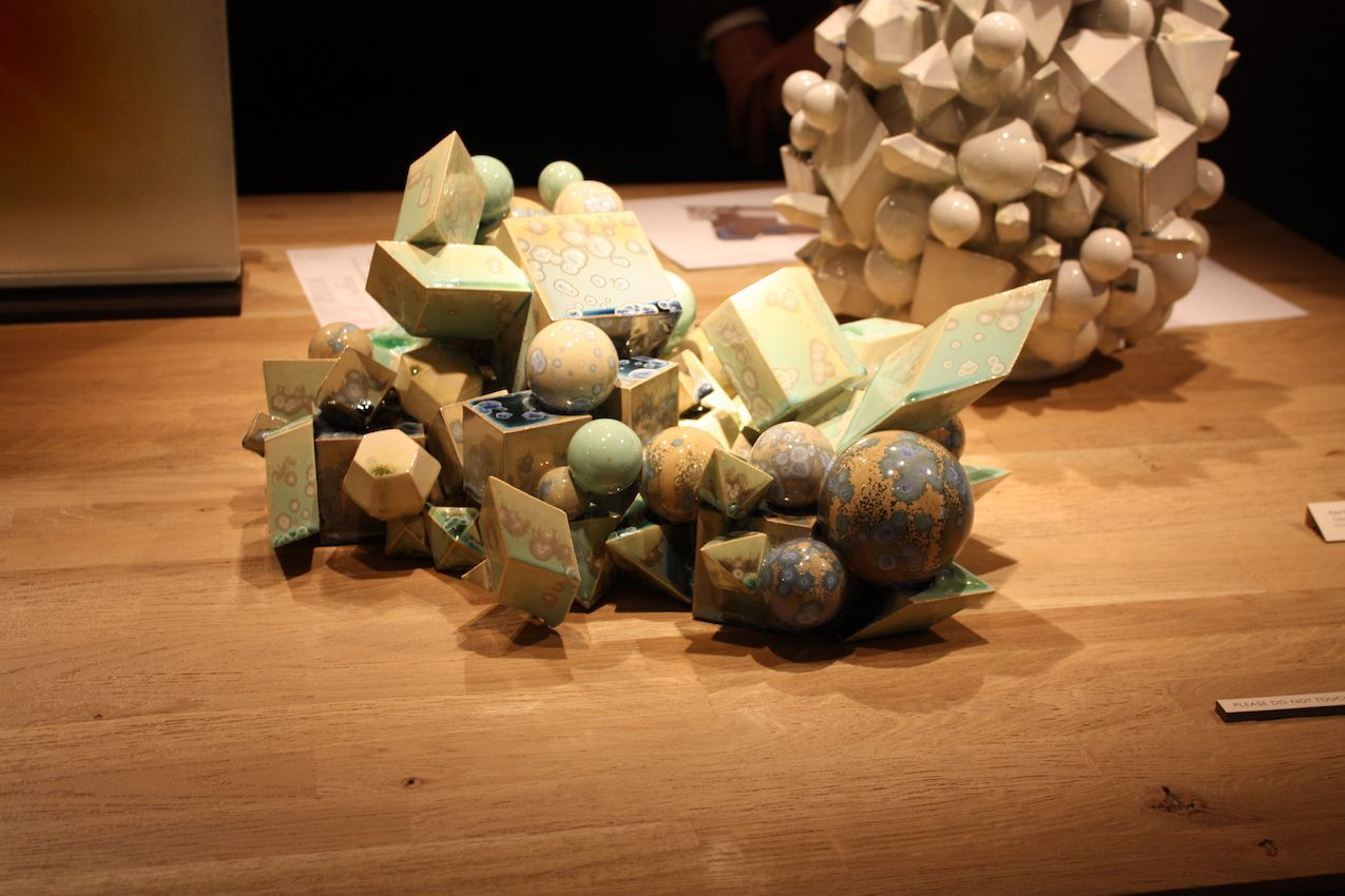 Adrian Sasson ceramics sage green
