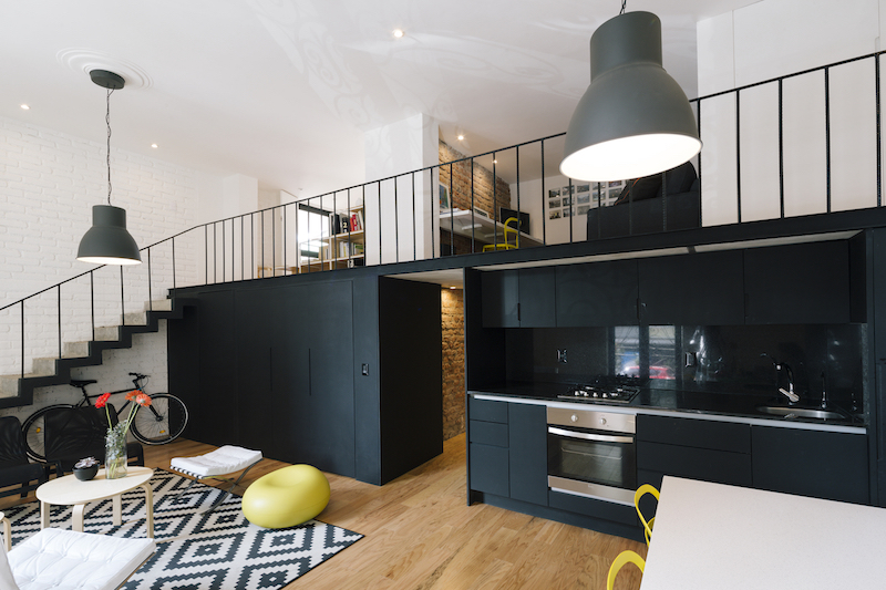 Old Apartment Gets A Fresh Look That Blends Past And Present