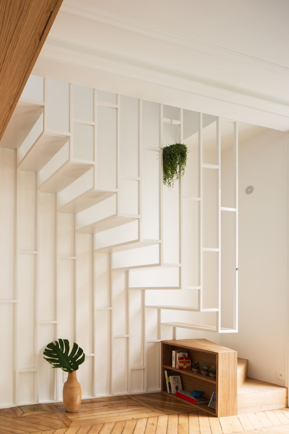 Cool Staircase Designs Guaranteed To Tickle Your Brain