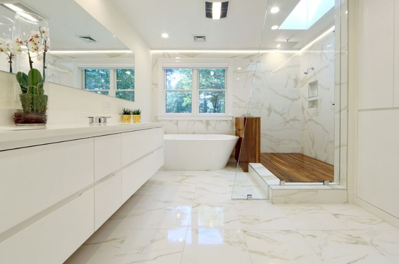 Beautiful Marble Floors - Interior Design