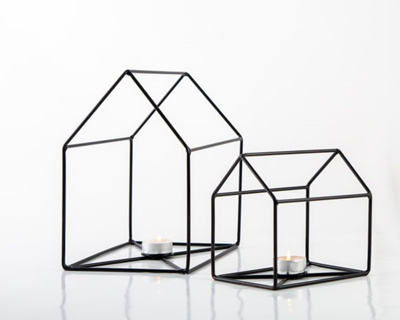 Buy wire house tealight
