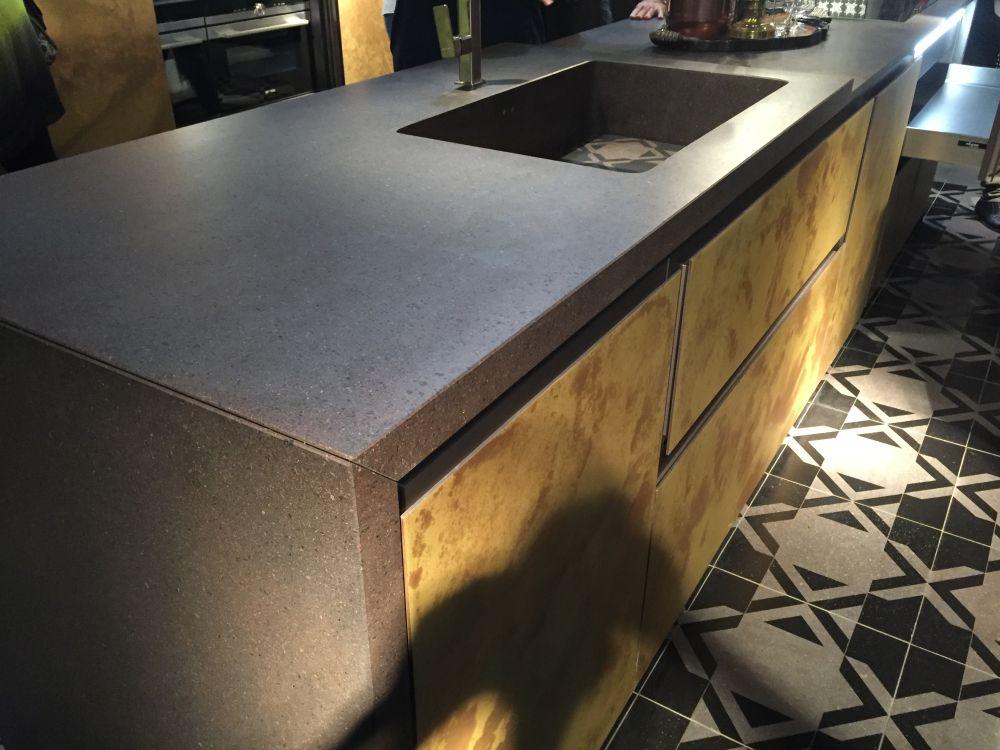 Ceramic kitchen cupboards