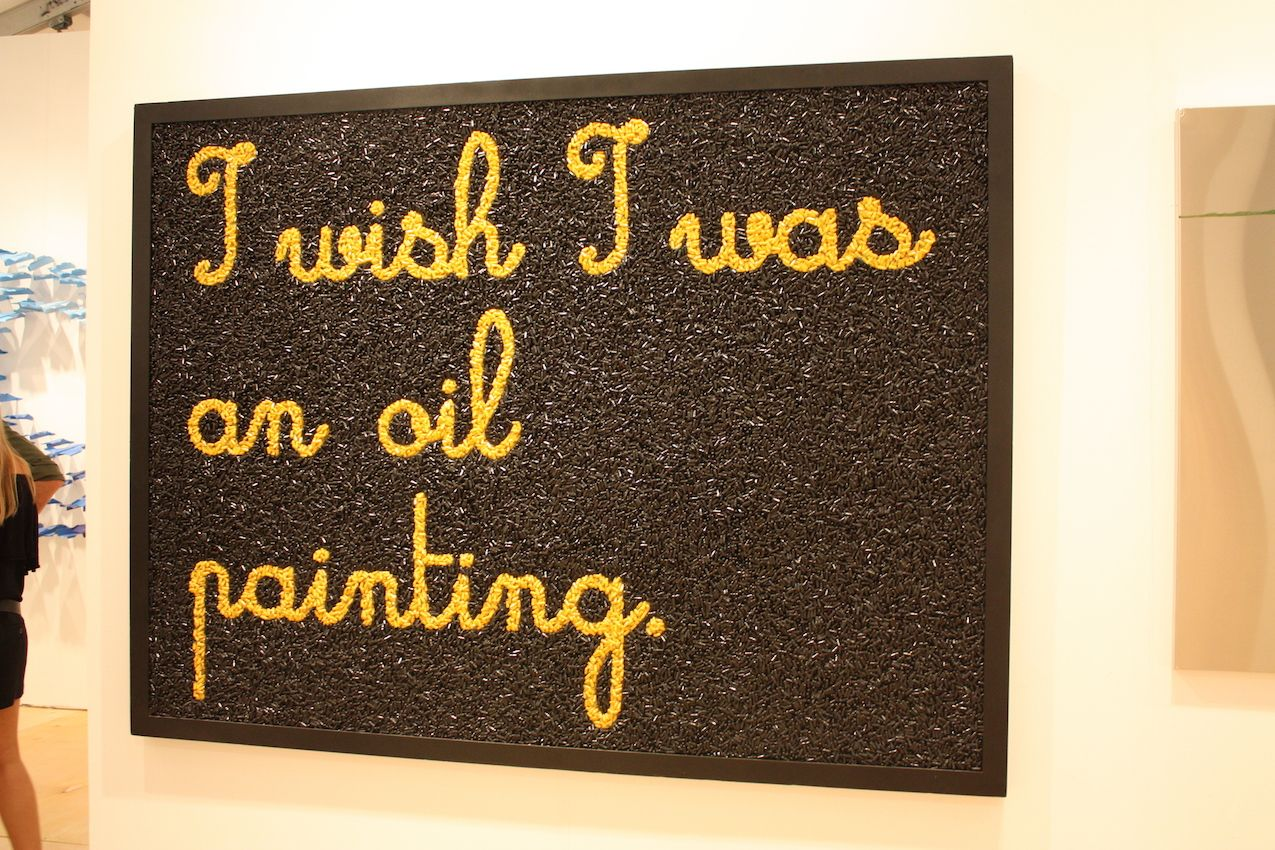 A textural, funny saying, yes?
