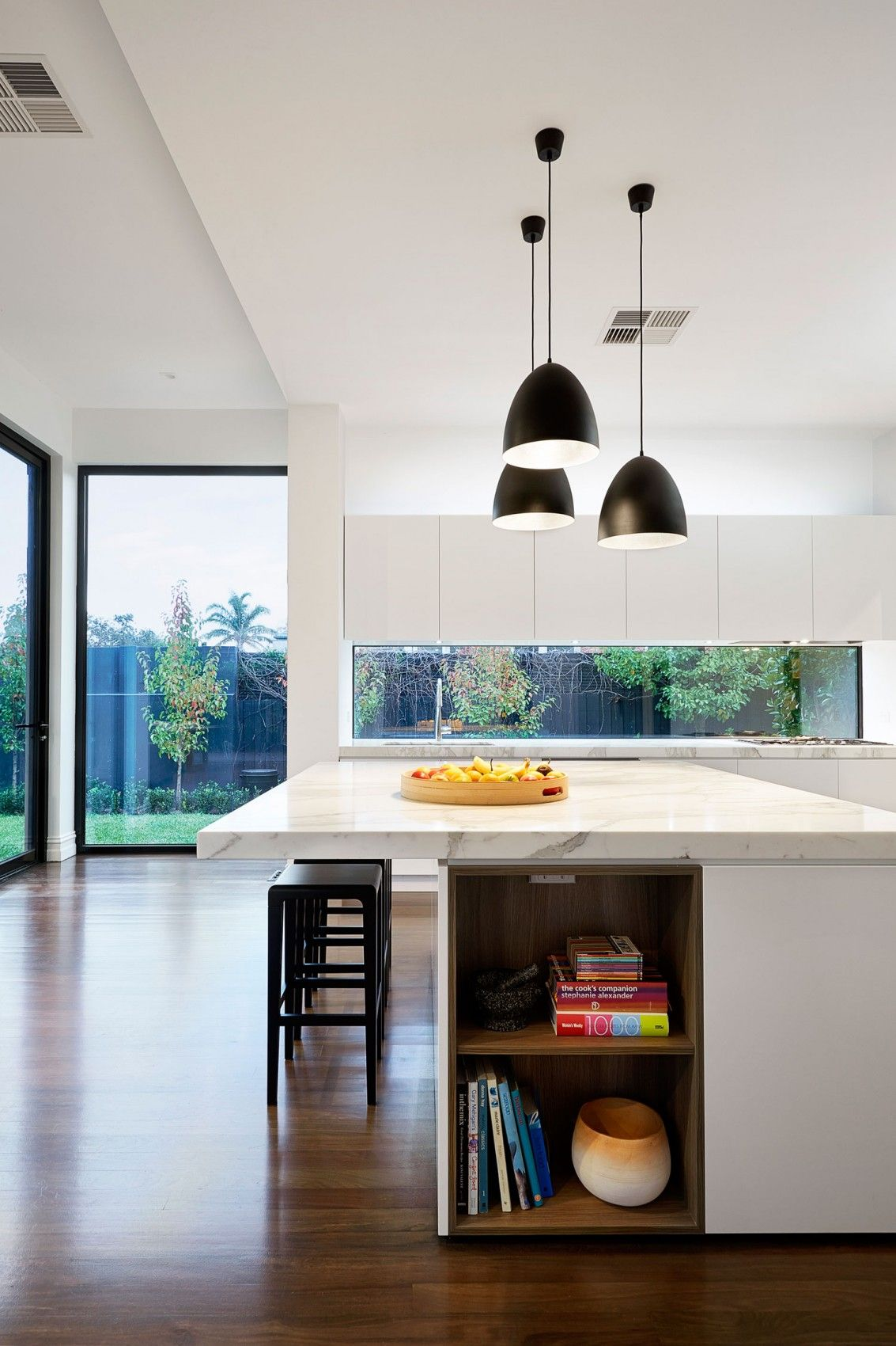 Modern Kitchen Window a fresh perspective: window backsplash ideas and the designs