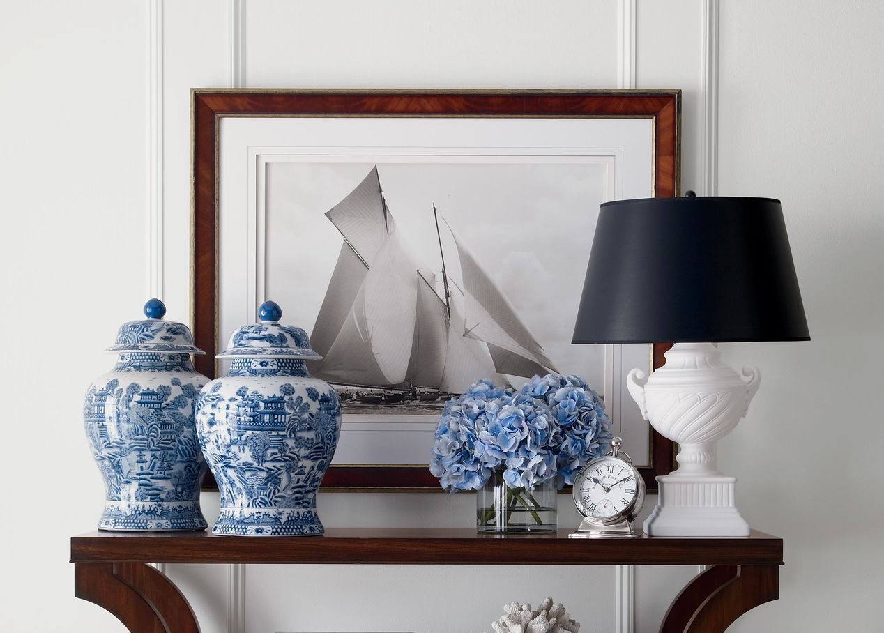 The Story Behind The Classic Beauty Of Ginger Jars