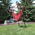 Hammock Chair Swing with Adjustable Stand
