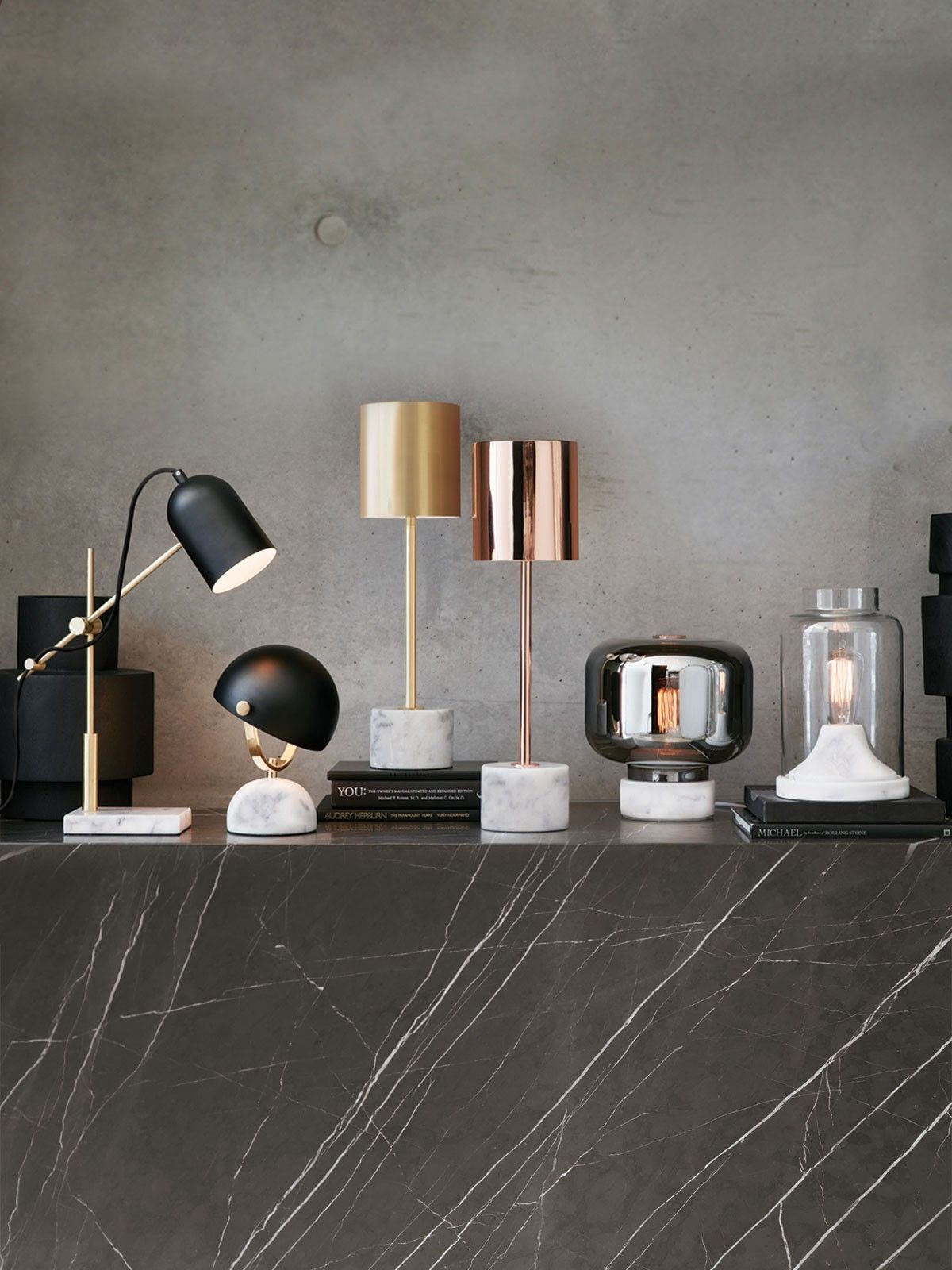 Marble Base Table Lamps Home Decorating Trends 954bartend Www