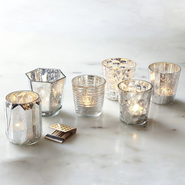 Mercury Tealights