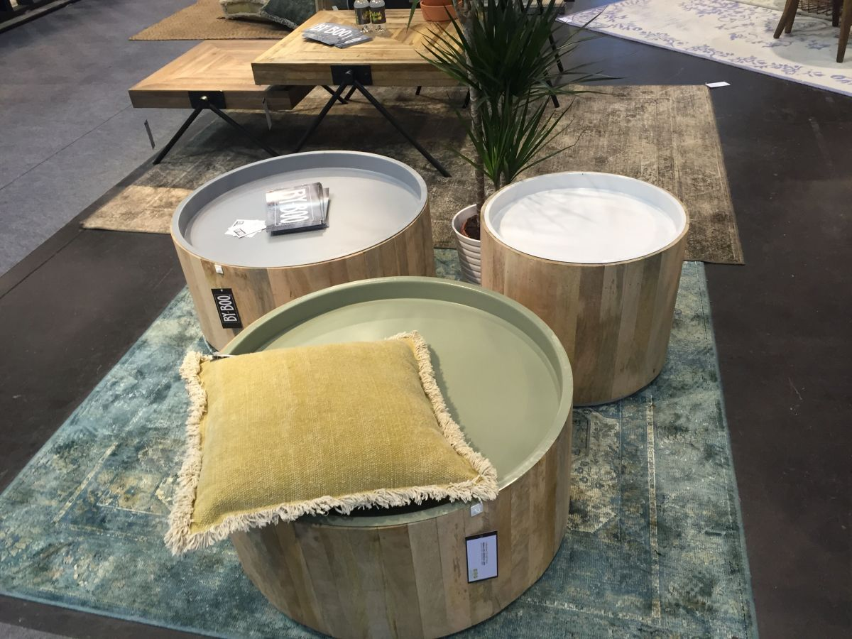 Neutral Sage Green For Coffee Tables Top
