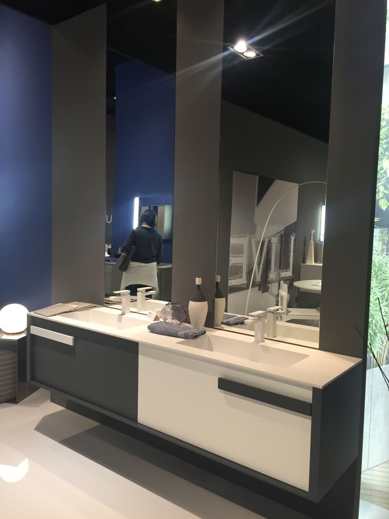 Rectangular Large mirror