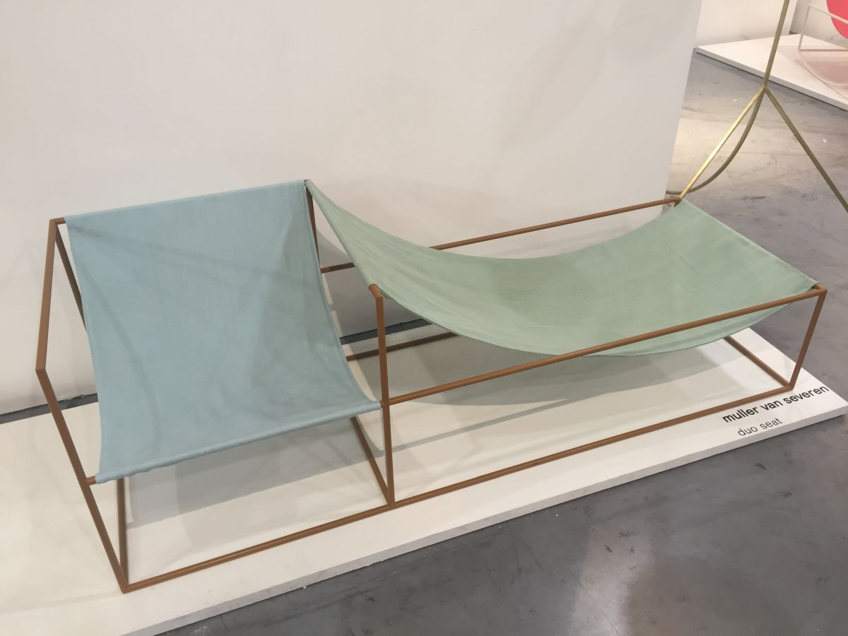 Sage with metal for outdoor furniture