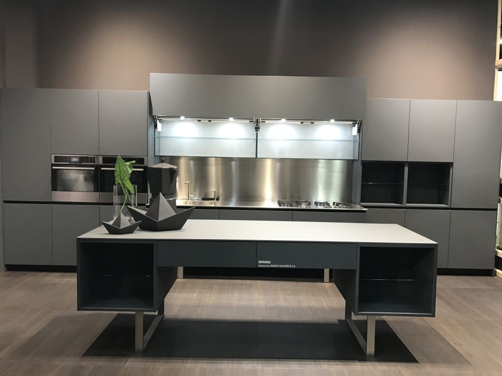 New trends and innovations from the livingkitchen 2017 fair for Muebles aran